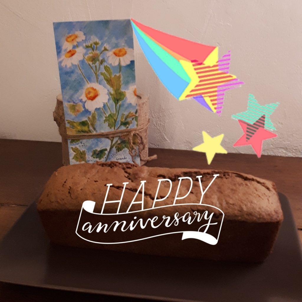 Célébrons le premier anniversaire de Vie-talité !
